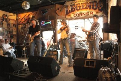 Legends Corner Nashville