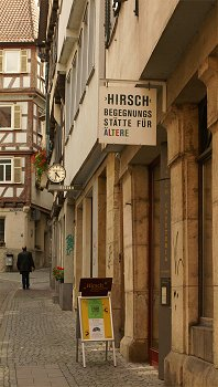 Hirsch - Begegnungsstätte für Ältere