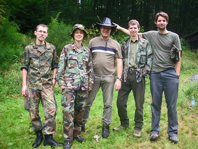 Die KHG Special Forces mit Chuck