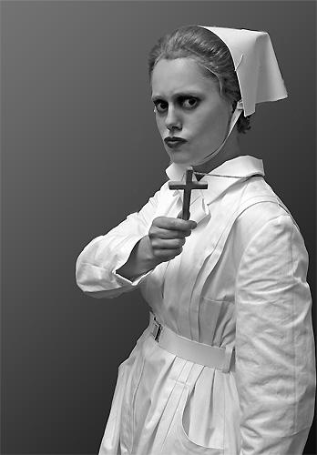 Krankschwester in Der Freischütz
