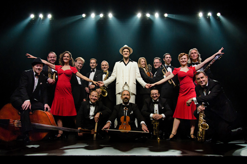 Bodo Warte & The Capital Dance Orchestra: Swingende Notwendigkeit (Foto: Carsten Dapper)