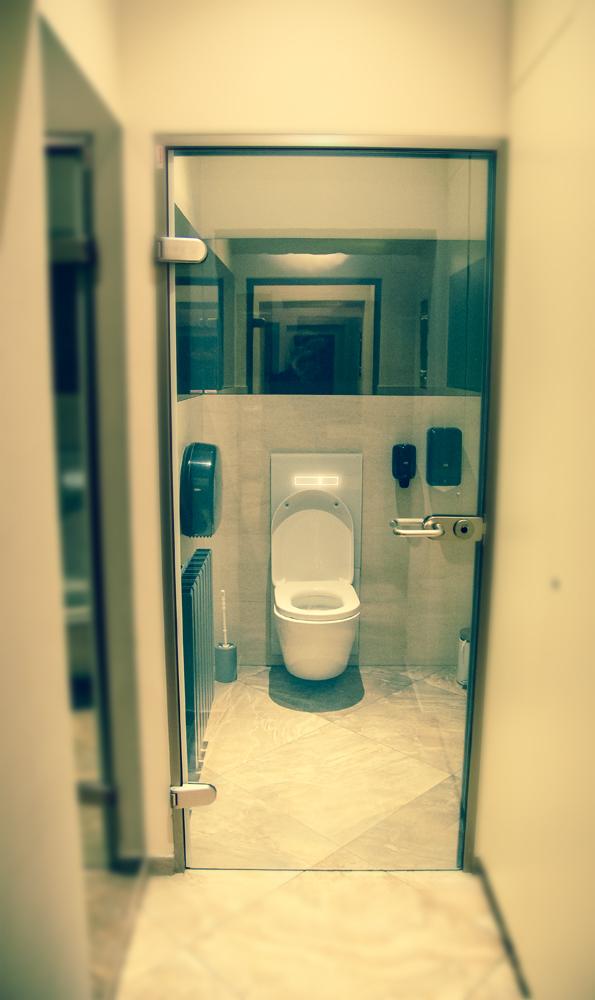 Public Toilet in Viena