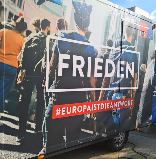 Europa ist die Antwort